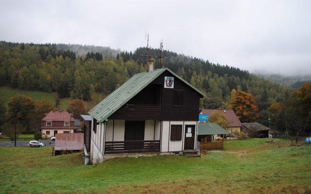 foto Stanice Horské služby v obci Stříbrná, okres Sokolov