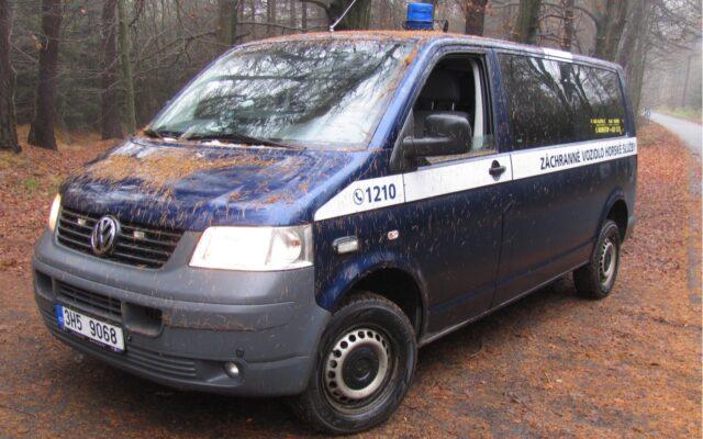 foto Elektronická aukce – 10 – Nákladní automobil skříňový combi – VW Transporter /3H59068/ oblast Krušné hory