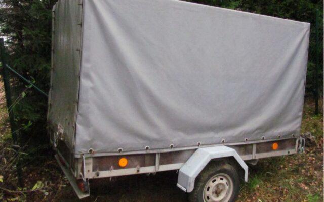 foto Elektronická aukce – 15 – Vozík na převoz techniky splachtou – VZ2 /06TUA90/ oblast Krkonoše