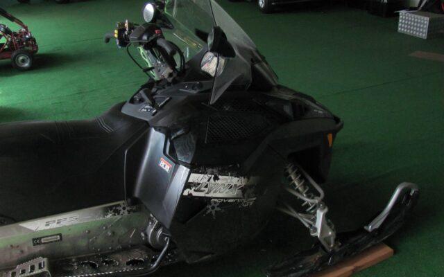 foto Elektronická aukce – 3 – Sněžný skútr  LYNX –  Adv. Grand Tourer 600