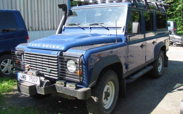 foto Elektronická aukce – 5 – Land Rover Defender 110 STW