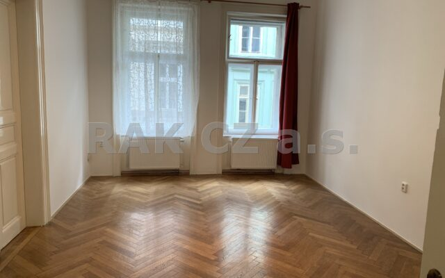 foto Rekonstruovaný byt 2+1, 60 m2, Praha 1 – Nové Město, ul. Ve Smečkách