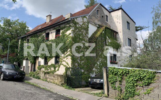 foto Rodinný dům, 4 byty – 350 m2, pozemek 313 m2, Praha 4 – Záběhlice, ul. Jižní XIV