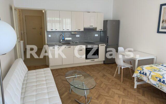 foto Zcela zařízený byt porekonstrukci, 1+kk, 27 m2, Praha 1 – Nové Město, Truhlářská ulice