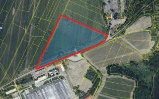 foto Pozemek ke komerci 33.477 m2, Bechyně, ul. Na Libuši, okr. Tábor