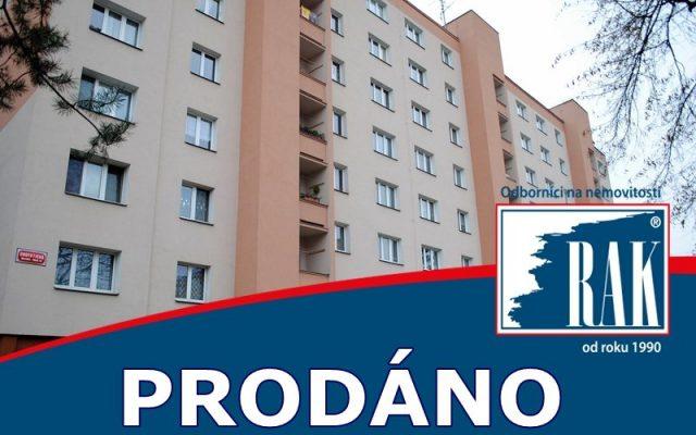 foto Praktický byt 2+1, 56 m2, Praha 10 – Malešice, ulice Chotutická