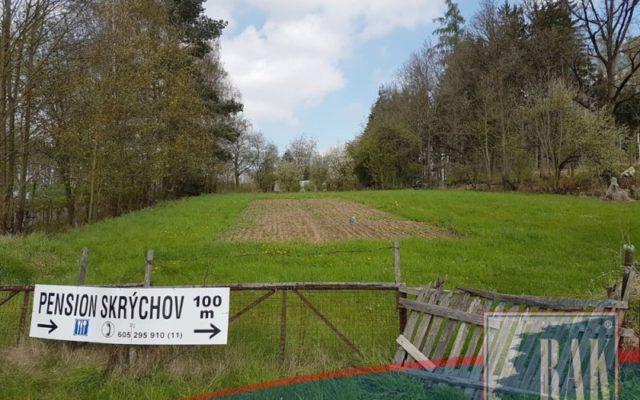 foto Pozemek k výstavbě RD, 2.615 m2, v klidné části města Jindřichův Hradec