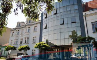 foto Multifunkční areál se třemi budovami, Praha 7 – Holešovice, ulice U Průhonu