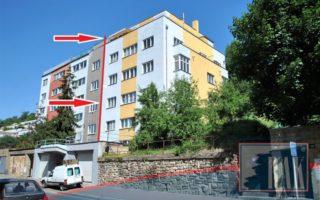foto Činžovní dům, 12 bytů, 2 garáže, nebytové prostory, Praha 5 – Smíchov, ulice Holečkova