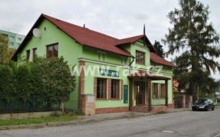 foto Dům s restaurací a bytem 3+1, pozemek 767 m2 Jílové u Děčína