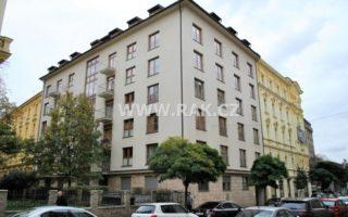 foto Praktický byt 2+kk, 58 m2, s komorou a garážovým stáním, Praha 2 – Vinohrady, ulice Lublaňská
