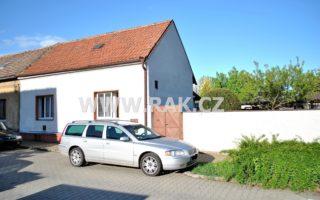 foto Zděný RD 2+1, 75 m2, objekt s malou dílnou, pozemek 279 m2, Praha 9 – Kbely, ul. Pelnářova