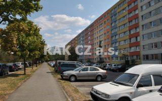 foto Praktický byt 2+kk s komorou, 39,79 m2, Praha 4 – Lhotka, ulice Novodvorská