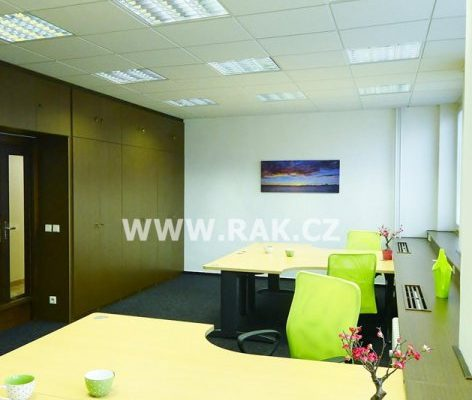 foto Kancelářský prostor, 187 m2 Praha – Hloubětín, ul. UElektry