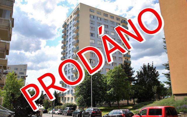 foto Prostorný byt 3+1 sšatnou, 72,9 m2 + balkon asklep, Praha 10 – Záběhlice, Jabloňová ulice