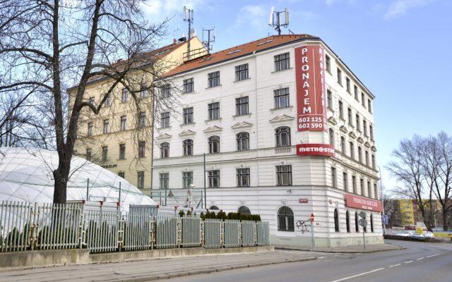 foto Pronájem kanceláře, ul. Jablonského, Praha 7 – Holešovice