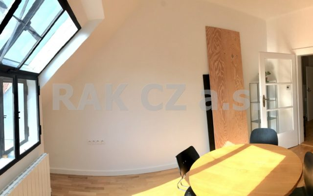 foto Kompletně rekonstruovaný byt 2+kk, 40,4 m2, Praha 10 – Vršovice, Slovinská ulice