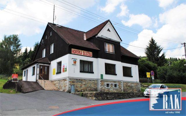 foto Bývalá stanice Horské služby obec Malá Morávka, okres Bruntál