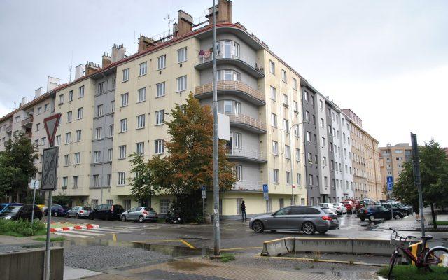 foto Aukce družstevního podílu BD Jankovcova 47, Praha 7