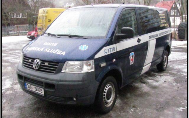 foto Elektronická aukce – 23 – VW Transporter /3H59065/ oblast Krkonoše