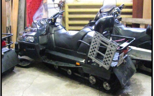 foto Elektronická aukce – 28 – Sněžný skútr  LYNX Yeti Pro V-800 /3H1276/ oblast Beskydy