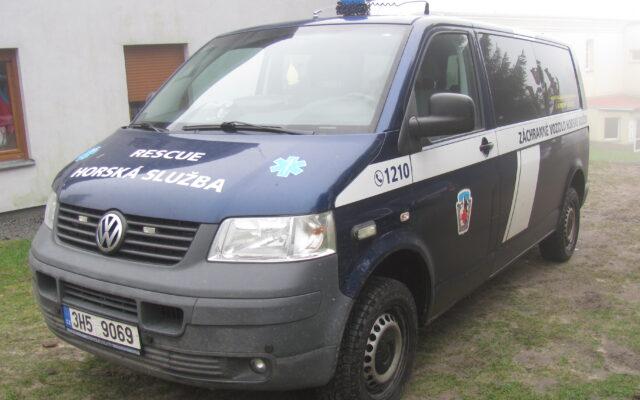 foto Elektronická aukce – 32 – Nákladní automobil skříňový combi – VW Transporter /3H59069/ oblast Krušné hory