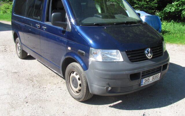 foto Elektronická aukce – 6 – VW Transporter