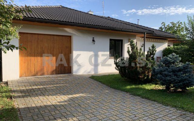 foto RD 4+1 sgaráží adílnou, 151 m2, pozemek 787 m2, Jirny – Nové Jirny, ulice VAlejích, Praha-východ