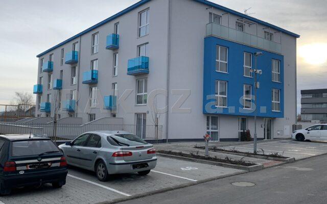 foto Nový byt 2+kk, 70,6 m2, balkon agarážové stání, Jesenice, Praha – západ, ulice Cedrová