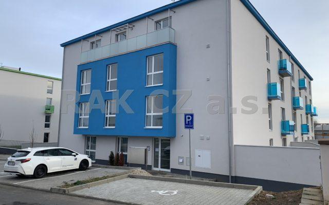 foto Nový byt 2+kk, 70,9 m2, balkon, garážové stání asklep, Jesenice, Praha – západ, ulice Cedrová