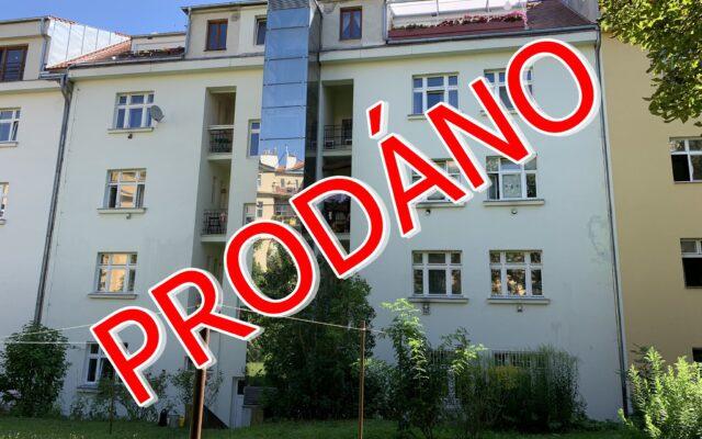 foto Prostorný, praktický byt 1+1, 54,2 m2 + lodžie asklep, Praha 6 – Bubeneč, ulice N. A. Někrasova