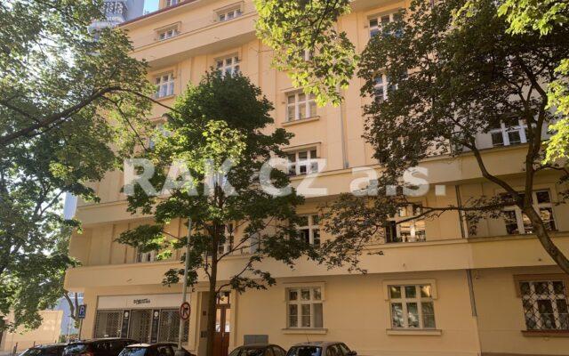 foto Nový, zařízený, podkrovní byt 2+kk, 52,26 m2, Praha 3 – Žižkov, ulice Křížkovského