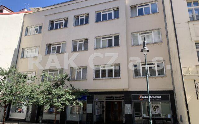 foto Prostorný zařízený byt 2+1 svelkou halou, 90 m2, Praha 1 – Nové Město, Truhlářská ulice