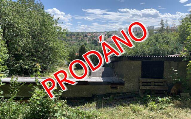 foto Pozemek kvýstavbě RD, 1.166 m2, Praha 5 – Hlubočepy, Prokopské údolí
