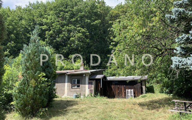 foto Rekreační objekt spozemkem kvýstavbě RD, 1.166 m2, Praha 5 – Hlubočepy, Prokopské údolí