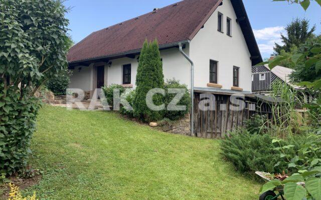 foto Rodinný dům 3+1, 130 m2, pozemek 1.367 m2, Nová Paka – Valdov, okr. Jičín
