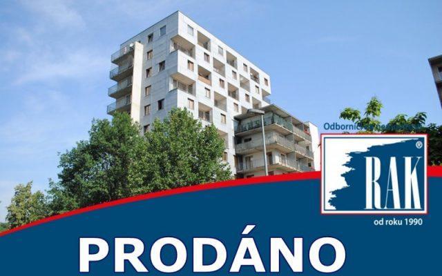 foto Byt 2+kk s šatnou, 63 m2, velký balkon 20 m2, garážové stání, Praha 10 – Strašnice, ulice Názovská