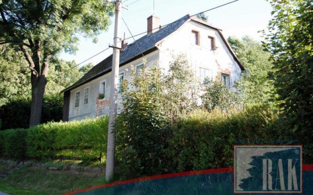foto Rodinný dům se zahradou, obec Jablonné v Podještědí, okres Liberec