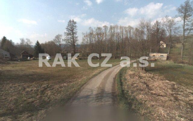 foto Soubor pozemků kvýstavbě rodinných domů, 6.763 m2, obec Mříčná uJilemnice, okres Semily