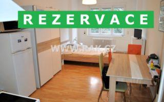 foto Praktický byt 1+kk, 28,6 m2, s komorou a sklepní kójí, Praha 3 – Žižkov, ulice Biskupcova