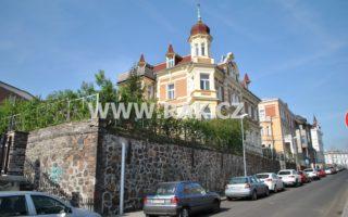 foto Činžovní dům, 5 bytů – 579 m2, pozemek 939 m2, rozsáhlé sklepy a půda, Teplice, ulice Českobratrská