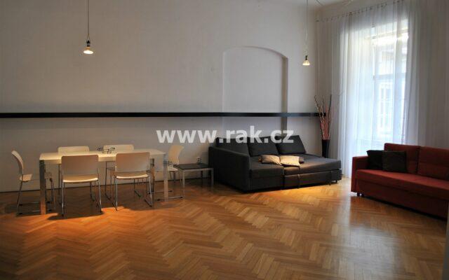 foto Prostor pro bydlení ipodnikání, 2+1, 86 m2, Praha 1 – Staré Město, Týnská ulička, vbývalém barokním paláci Kinských