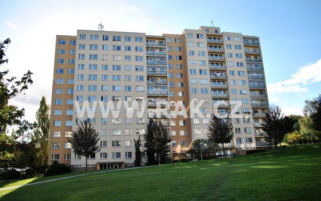 foto Praktický byt 2+kk se sklepem, 45,41 m2, Praha 6 – Ruzyně, ulice UValu