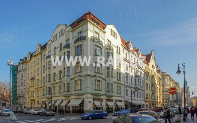 foto Prostorný, světlý byt 2+1, 98 m2, Praha 1 – Josefov, ulice Valentinská
