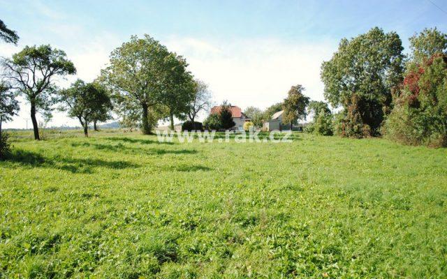 foto Pozemek, 2169 m2, ke stavbě RD, Miskovice – PŘÍTOKY, okr. Kutná Hora